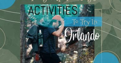 unusual tourist activities in orlando