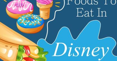 foods in disney world