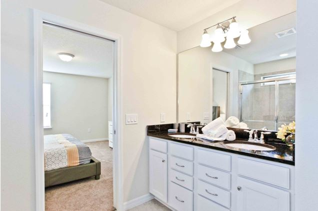 With our uber spacious and well-designed private bathrooms, getting dressed in the morning will be a dream