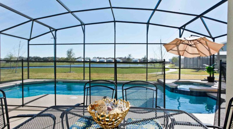A luxury vacation home will offer you the ultimate experience of living in Orlando