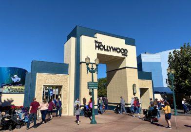 Archway at Disney's Hollywood Studios in Orlando, Florida