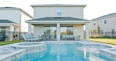 stay in Orlando vacation home near Disney