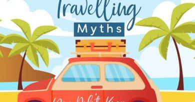 traveling myths