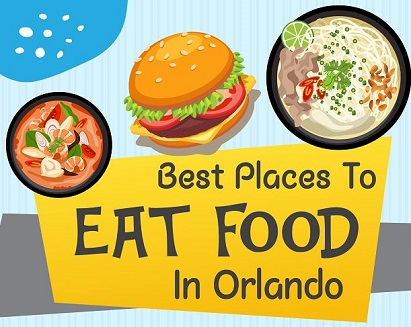 best places to eat food in orlando