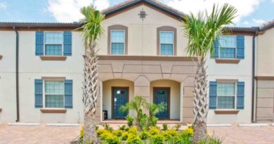 Windsor at Westside vacation home in Orlando